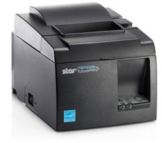 Mobile POS Receipt Printer in Black