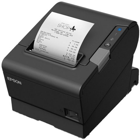 Epson Mobile POS Receipt Printer